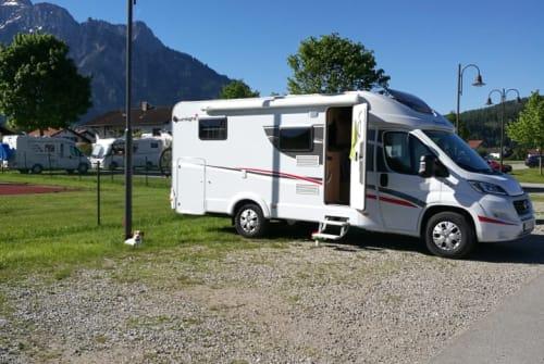Wohnmobil mieten in Kaufbeuren von privat   Fiat Ducato Sunny