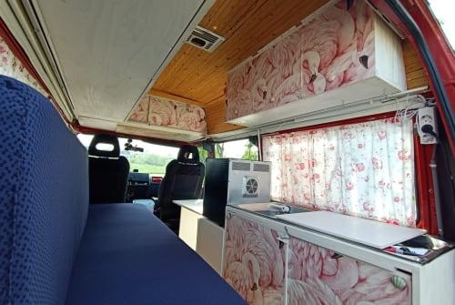Wohnmobil mieten in Den Haag von privat | Renault Flamingo
