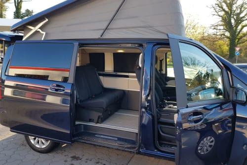 Wohnmobil mieten in Preetz von privat   Mercedes-Benz V Klasse Ole