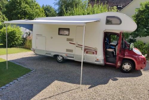Wohnmobil mieten in Rheinfelden von privat | SEA WeMo