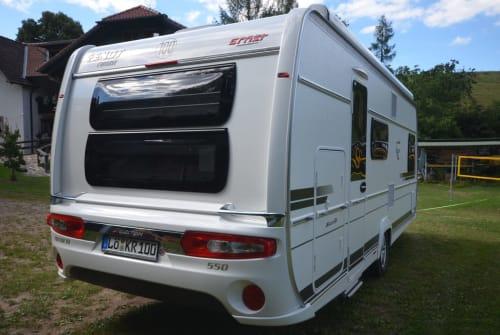 Wohnmobil mieten in Kleines Wiesental von privat | Fendt  Roadrunner