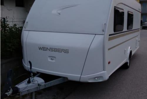 Wohnmobil mieten in Eggendorf von privat | Weinsberg Weini