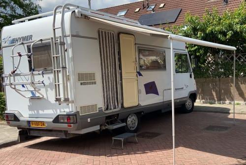 Wohnmobil mieten in Driebruggen von privat | Fiat HymerMobil