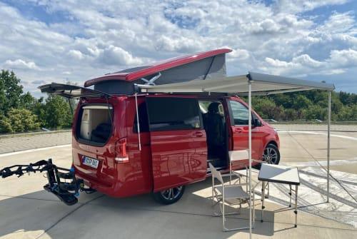 Wohnmobil mieten in Regensburg von privat   Mercedes Marco Polo
