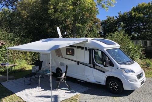 Wohnmobil mieten in Freilassing von privat | Knaus Hey Knaus