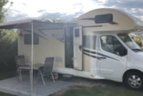 Wohnmobil mieten in Gerabronn von privat | Ahorn Canada Rufus