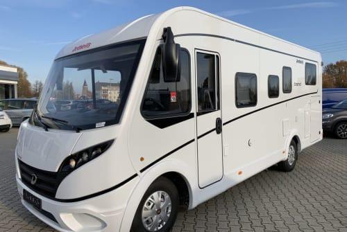 Wohnmobil mieten in Obernkirchen von privat   Dethleffs Uwe
