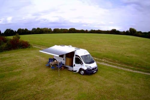 Wohnmobil mieten in Herford von privat   Weinsberg  Vince the Van