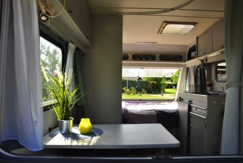 Wohnmobil mieten in Dedemsvaart von privat   Delta Home from home