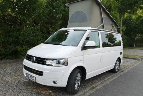 Wohnmobil mieten in Delmenhorst von privat   vw Schneeflocke