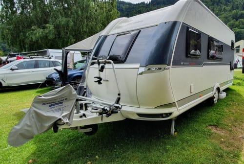 Wohnmobil mieten in Radebeul von privat | Hobby Familiencamping