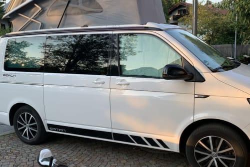 Wohnmobil mieten in Oberaudorf von privat   VW UliBulli