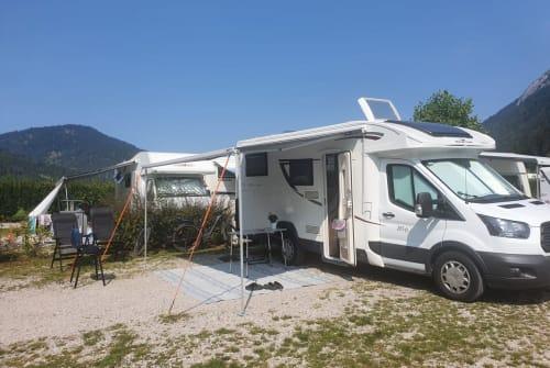 Wohnmobil mieten in Winnenden von privat | Roller Team Taco