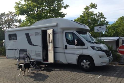 Wohnmobil mieten in Bernau am Chiemsee von privat   LMC LMC