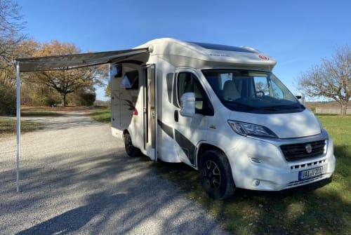 Wohnmobil mieten in Sersheim von privat | Fiat Ducato Teilintegriert EURA Mobil Duke