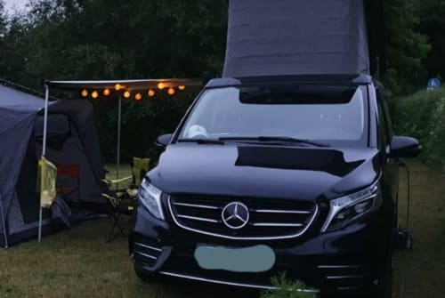 Wohnmobil mieten in Schwerin von privat | Mercedes Benz Merci