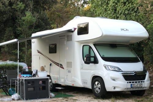 Wohnmobil mieten in Büchel von privat | PLA Aida Luca