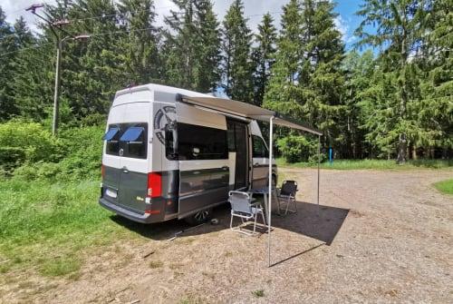 Wohnmobil mieten in Wernigerode von privat | VW  HarzVan