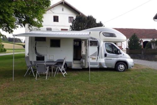 Wohnmobil mieten in Ottobrunn von privat | Roller Team MAVE