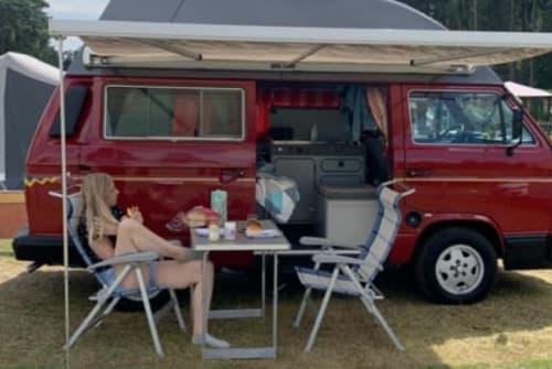 Wohnmobil mieten in Olst von privat   VW Bertus