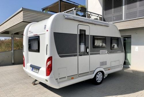 Wohnmobil mieten in Beilstein von privat   Hobby Spatzennest