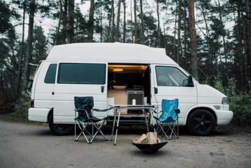 Wohnmobil mieten in Berlin von privat | VW Wild West