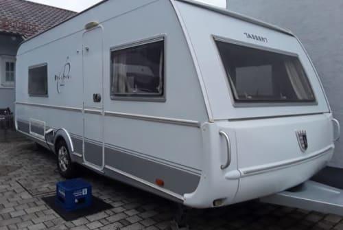 Wohnmobil mieten in Augsburg von privat | tabbert maxi