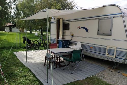 Wohnmobil mieten in Wolfern von privat | TEC Ferdi