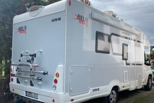 Wohnmobil mieten in Schkeuditz von privat | Citroen Bella