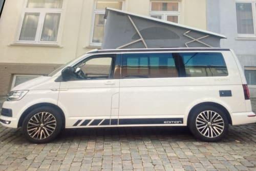 Wohnmobil mieten in Schwerin von privat | Vw Diego Maradona