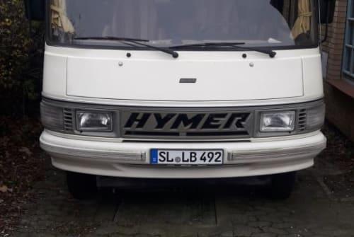 Wohnmobil mieten in Handewitt von privat | Hymermobil Herrmann
