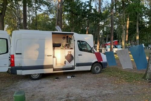 Wohnmobil mieten in Neuenhaus von privat | VW Camper Fred