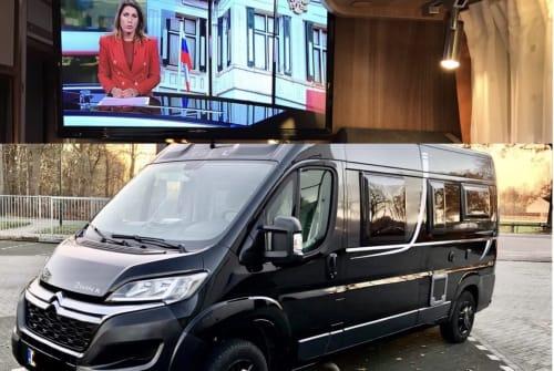 Wohnmobil mieten in Tilburg von privat | Possl XXXL kijk zelf!
