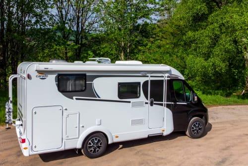 Wohnmobil mieten in Osterode am Harz von privat | Carado Jörg One