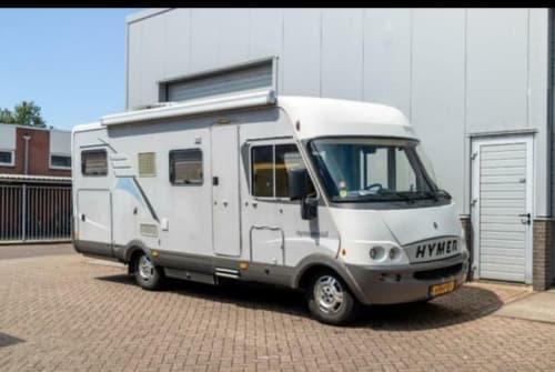 Wohnmobil mieten in Uithoorn von privat   Hymer Marati