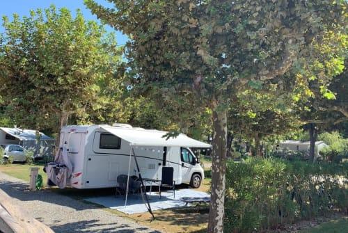 Wohnmobil mieten in Neumarkt in der Oberpfalz von privat | Dethleffs Dethleff