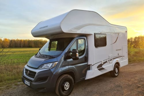 Wohnmobil mieten in Bernau bei Berlin von privat | Fiat / Weinsberg CaraHome 600 MG