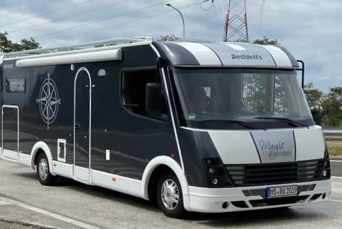 Wohnmobil mieten in Wassenberg von privat   Dethleffs Strötti