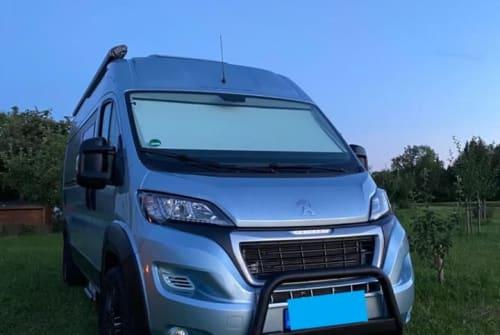 Wohnmobil mieten in Gröbenzell von privat   Peugeot Tourne Clara Korbinian