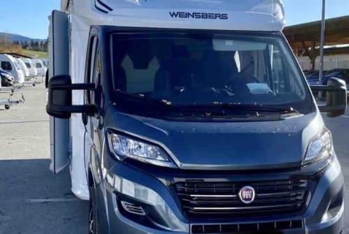 Wohnmobil mieten in Dassel von privat | Weinsberg Moppel1