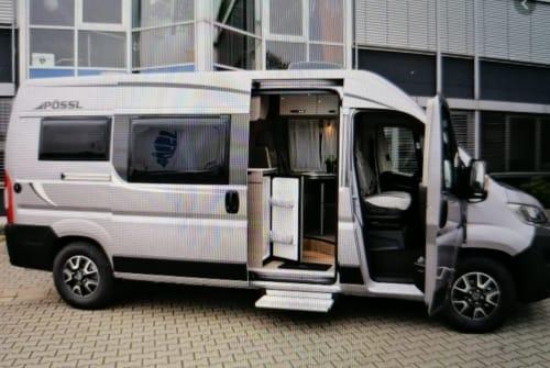 Wohnmobil mieten in Bad Reichenhall von privat   Pössl Grey