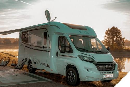 Wohnmobil mieten in Feldkirchen bei Graz von privat   Etrusco CampingGlück