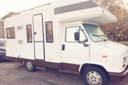 Wohnmobil mieten in Kienberg von privat   Fiat Ducato Alte Liebe