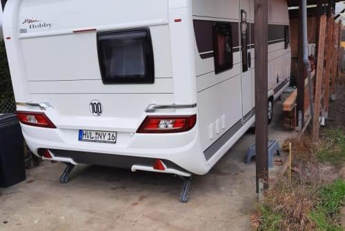 Wohnmobil mieten in Brieselang von privat | Hobby Hobby 650 KMFE