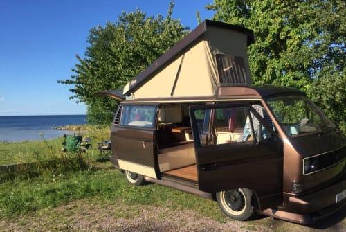 Wohnmobil mieten in Braunschweig von privat   VW  Campi