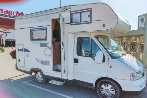 Wohnmobil mieten in Torremolinos von privat | Fiat Ducato Shugi