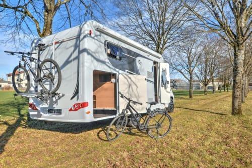 Wohnmobil mieten in Gilching von privat   Carado Alice