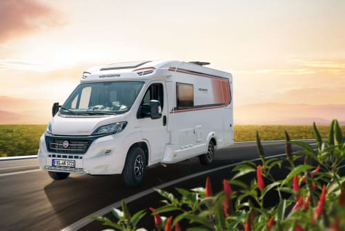 Wohnmobil mieten in Faistenau von privat | Weinsberg Pepper PADDY