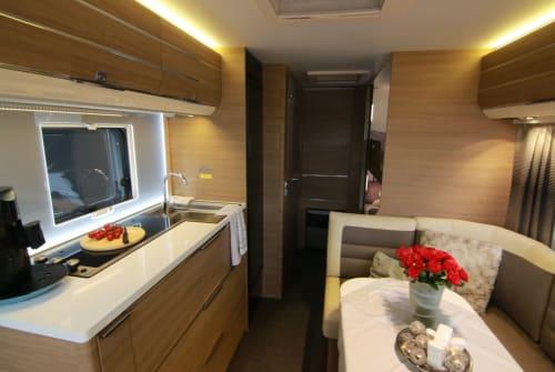 Wohnmobil mieten in Nettetal von privat   Adria Konstanze