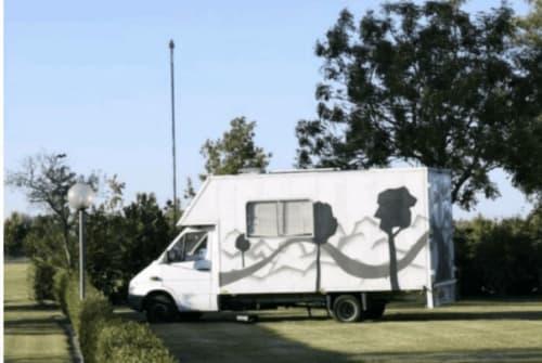 Wohnmobil mieten in Amsterdam von privat | Mercedes  Keesie deCamper